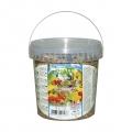 NESTOR Mancare ambalata la galetusa pentru perusi si papagali mici. Cu fructe 1000-PM 118 700g