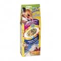 NESTOR Mancare ambalata la cutie pentru hamsteri. Cu fulgi de porumb si amarant 700 GCH 132