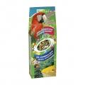 NESTOR Mancare ambalata la cutie pentru papagali mari. Cu nuci si banane. 700 PD 142