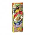 NESTOR Mancare ambalata la cutie pentru papagali mijlocii. Cu fructe si nuci 700 PS 143 430 g