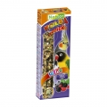 NESTOR Batoane pentru papagali mijlocii. Cu fructe de padure PSOL 076