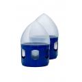 Adapatoare transparenta  sau multicolora 3.5 Litri fara inel