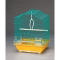 Colivie pentru papagali aurie cod 2112-AG 30x23x39cm