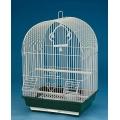 Colivie pentru papagali alba cod 3100-A 34,5x28x49,5cm