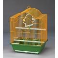 Colivie pentru papagali alba cod 2113 30x23x39cm
