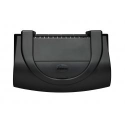 Capac Aristo AP 40/25 negru cu neon 11 W