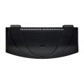 Capac Aristo AP 80/35 negru cu neon 2x18 W