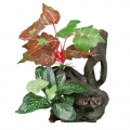Decor planta acvariu 20 cm 89402