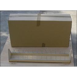 Hranitor din lemn. Dimensiune: 60 cm